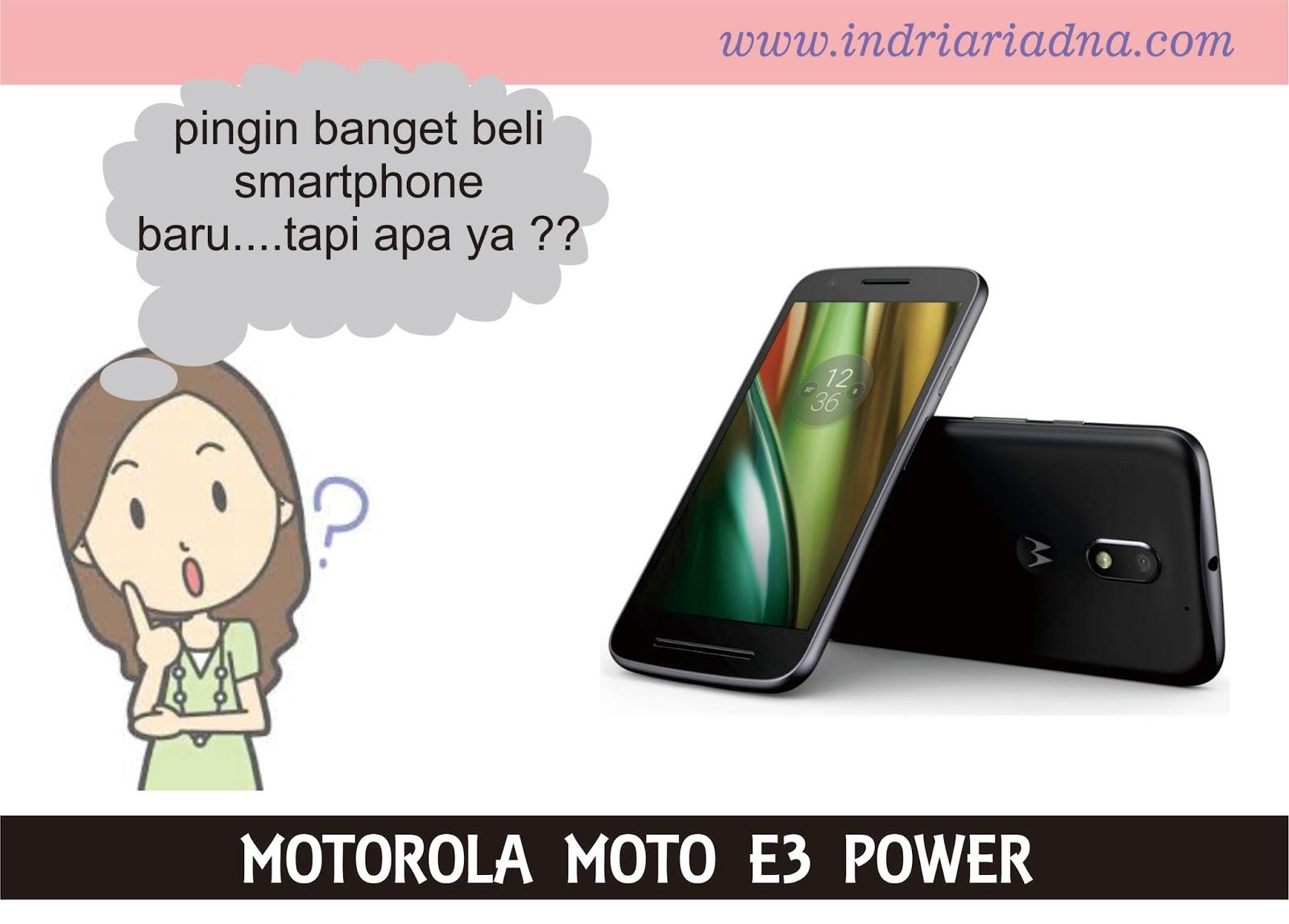 smartphone canggih keluaran terbaru Motorola