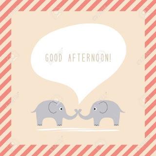 good afternoon hindi