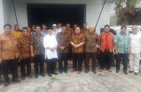 Yayasan Minangkabau World Ingin Berkontribusi untuk Pembangunan Kota Padang
