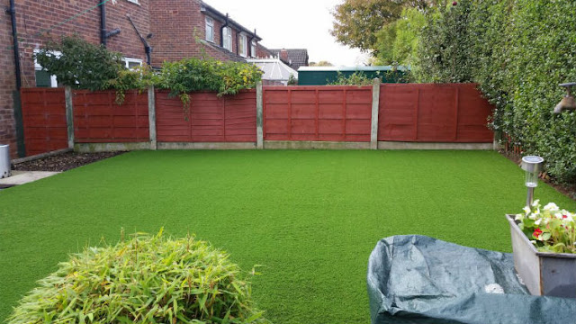 Things to Be Considered Before Installing Artificial Grass at Merseyside