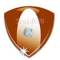 TroidVPN - Cara Internet Gratis Android