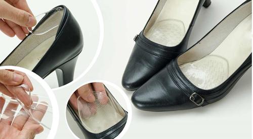 Miếng dán gót giày giúp bạn đi giày thoải mái hơn