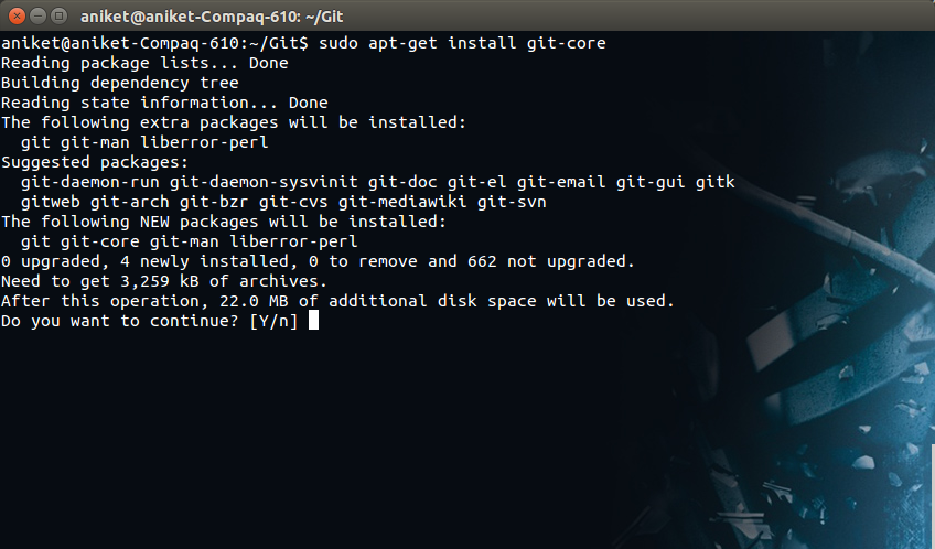 how to clear all git conf windows