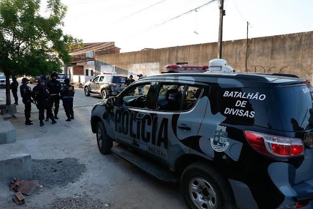 Três suspeitos são presos por execução de PMs; um 4º homem morre em confronto com a Polícia