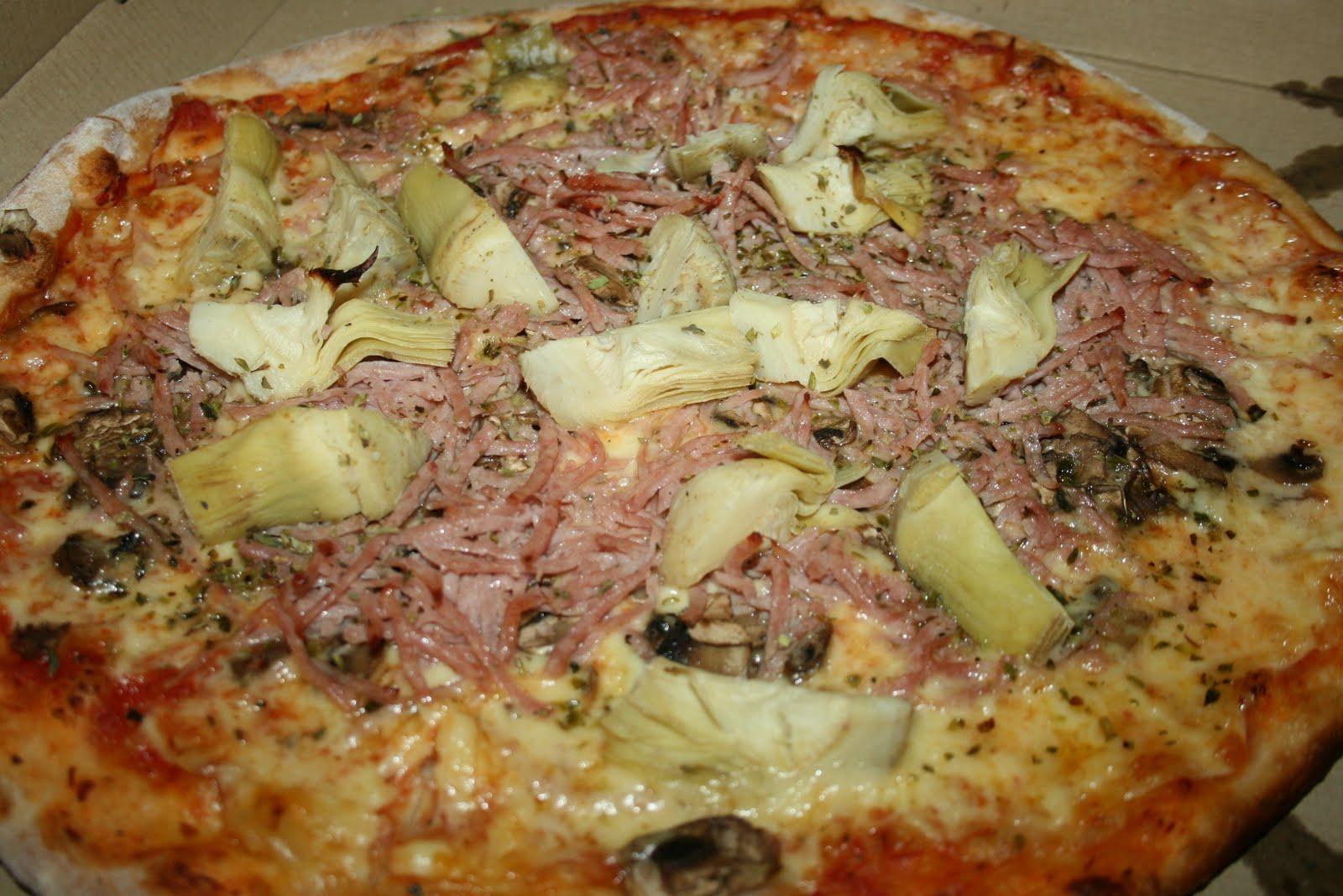 Pizzaoline