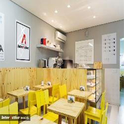 10+ Desain interior cafe kecil yang unik dan klasik