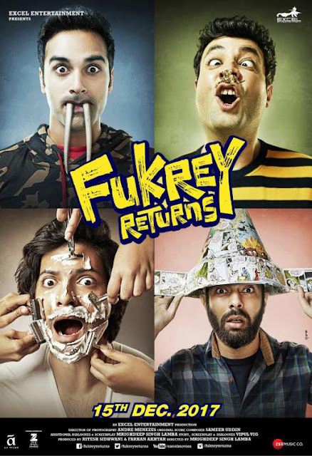 fukrey return box office india