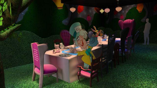 exposicao Experiencia Alice