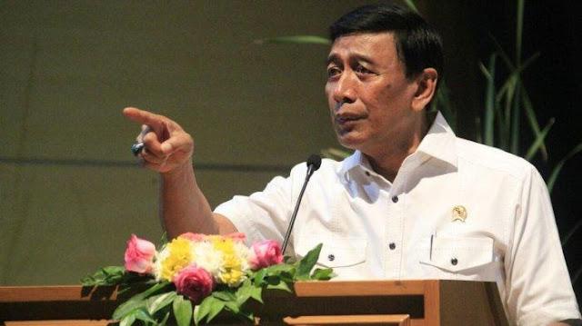 Pigai: Bikin Gaduh, Jokowi Harus Segera Copot Wiranto!