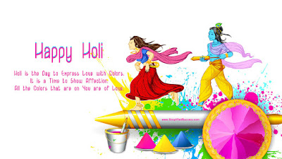 Happy Holi Photos for Free Download
