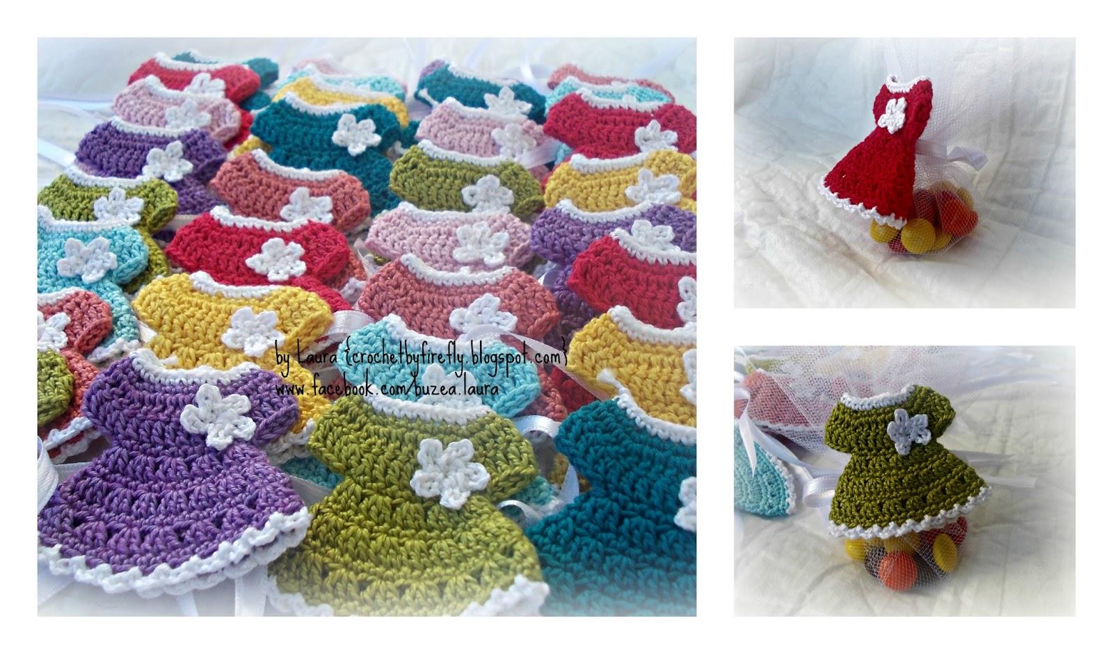 Fireflys Crochet Marturii Multe Marturii Gata