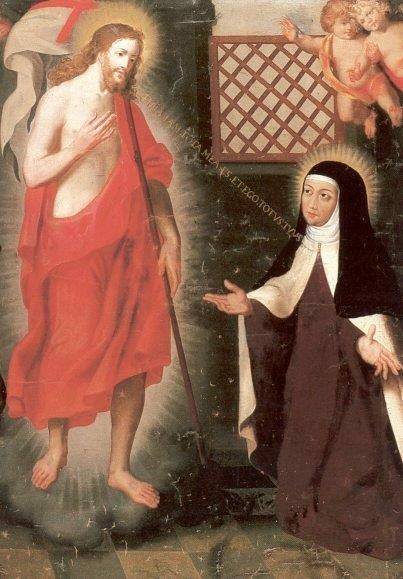 Priorij Thabor Liturgia Horarum Theresia Van Avila