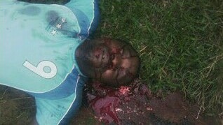 IMG 20180214 150620 001 - Photo: Young man shot dead by suspected cultists in Calabar