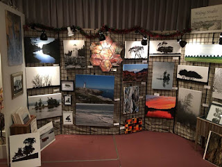 image Kawartha Lakes WalPeg Studios Fine Art Display at Trent Winds Convention Center
