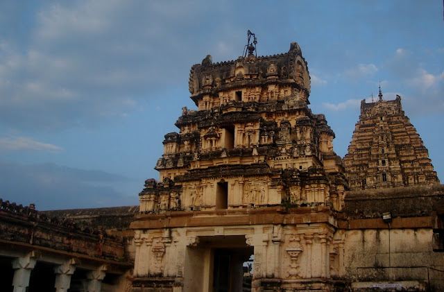 Inner tower Virupaksha temple - Hampi Pick, Pack, Go