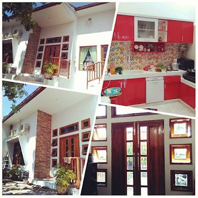 Desain Rumah Tinggal Puri Anjasmoro