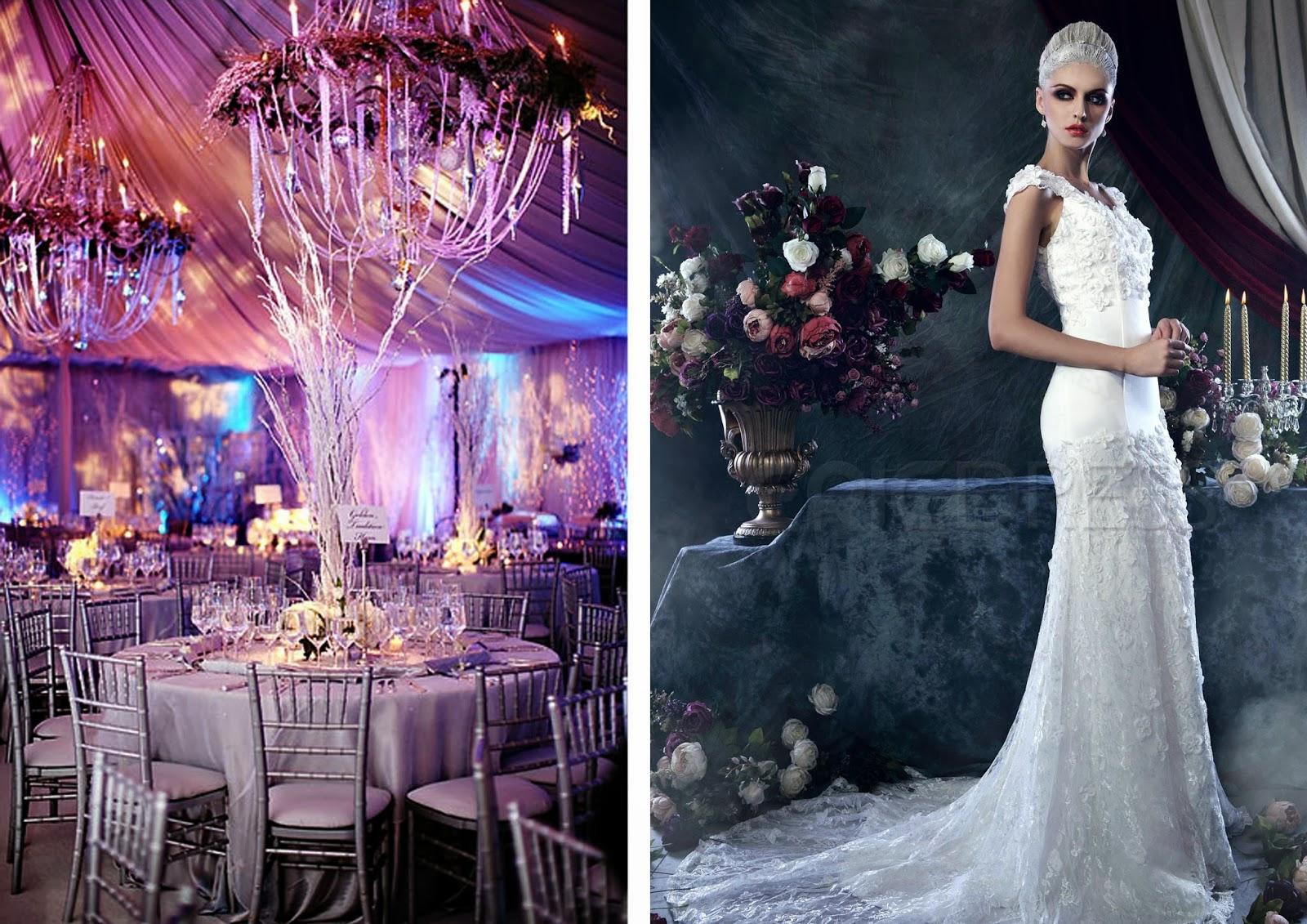 Winter Wonderland Wedding Ideas
