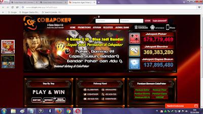 Cobapk.Com Agen Poker   Poker Online   Bandar QQ   Dewa Poker Terpercaya Terbaru Terbaik 2017 di Indonesia