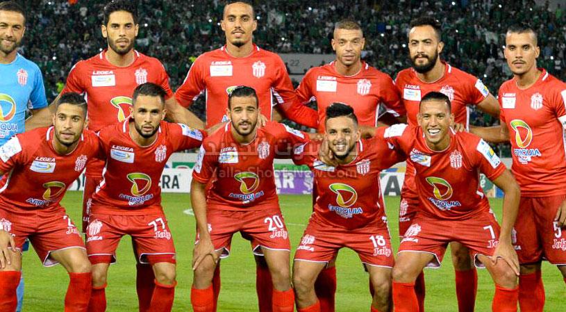 حسنية اكادير vs المغرب التطواني
