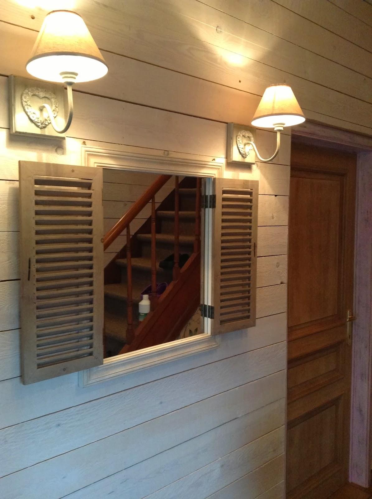mr peinture vernis lasure blanche dans l 39 escalier. Black Bedroom Furniture Sets. Home Design Ideas