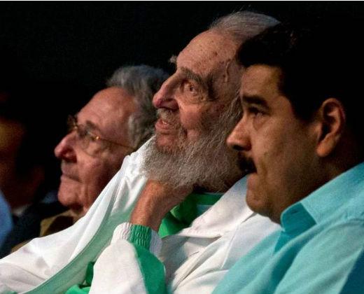 Lo que costó la serenata de Maduro a Fidel Castro