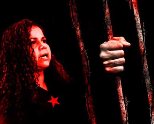 """Bocas cosidas, corrupción y muerte: Los """"frutos negros"""" de la gestión de Iris Varela"""