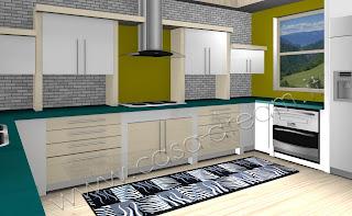 Passatoie per la cucina azzurre rosse nere tronzano vercellese