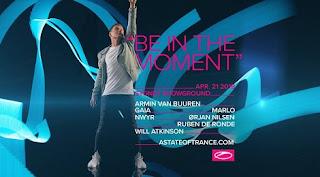 Armin Van Buuren - Live @ ASOT 850 (Sydney, Australia) @ Radio DJ ONE