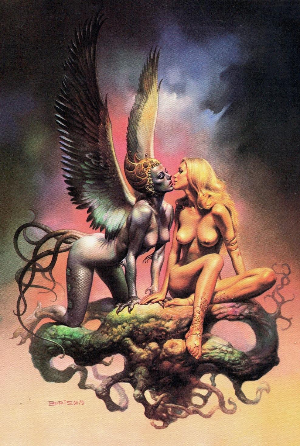 Opinion erotic monster art speaking, advise
