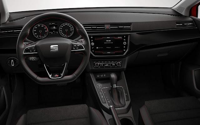 Novo Seat Ibiza 2018 - interior