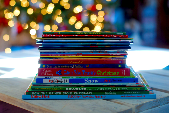 Hall Around Texas Christmas books