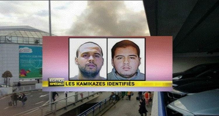 التلفزيون البلجيكي الرسمي يعلن عن السبب الحقيقي لهجمات بروكسل الإنتحارية