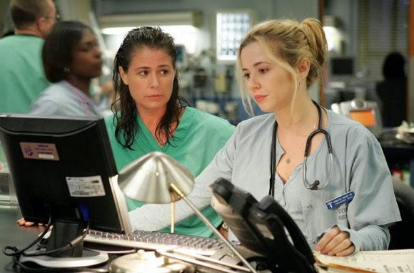 Urgences série ER