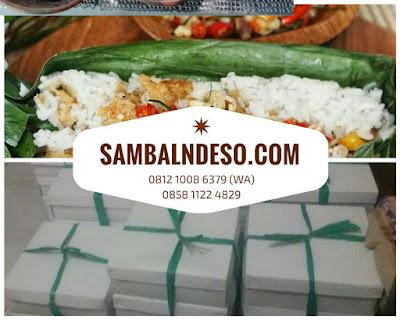 Catering sehat nasi kotak tanpa msg Bintaro sektor 5 2018