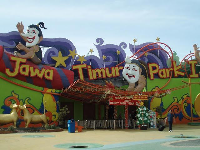 Objek Wisata Jatim Park 1
