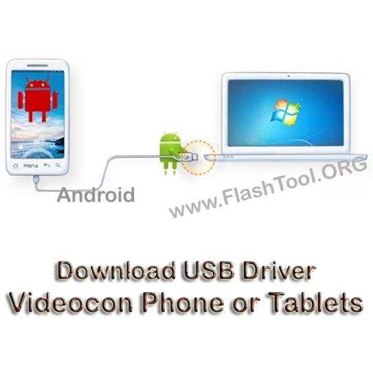 Download Videocon USB Driver