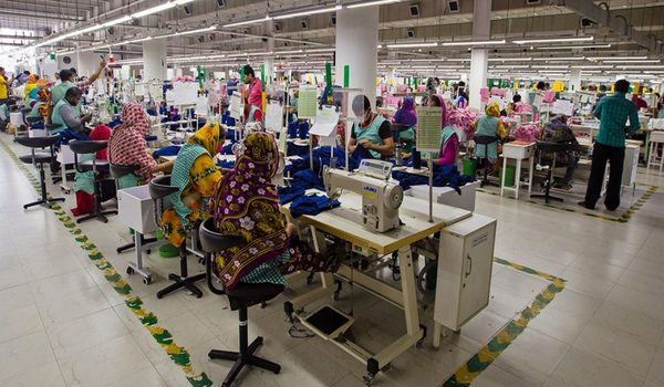 Compliance apparel factory in Bangladesh