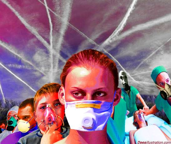 VRM: Morgellons Syndrome & Chemtrails