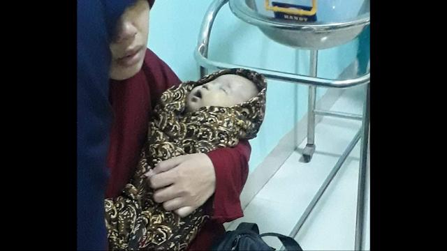 Demi Amankan C1, Relawan PKS Ini Tak Sadar Bayi Dipangkuannya Meninggal