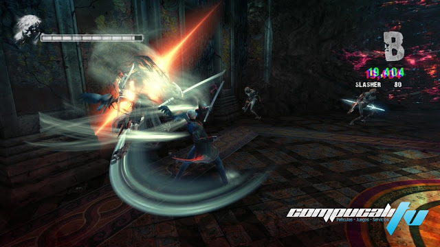 Expansión Vergils Downfall DLC