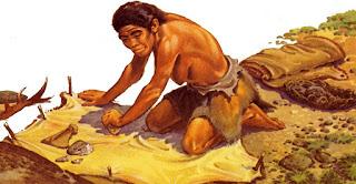 le pelli venivano usate per ripararsi nelle capanne e per vestirsi