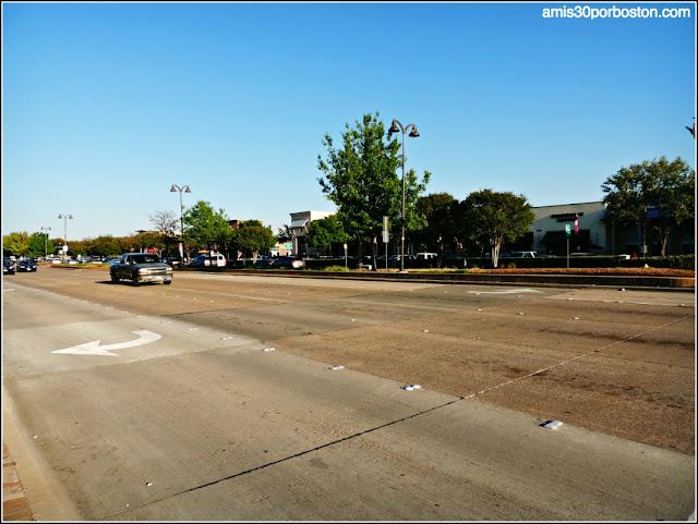 Carreteras en Plano, Texas