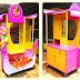 Modern Ice cream carts