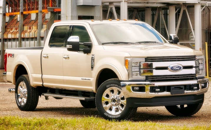 2017 Ford F250 Towing Capacity >> 2017 Ford F-250 Lariat Super Duty Crew Cab 4WD | FORD CAR ...