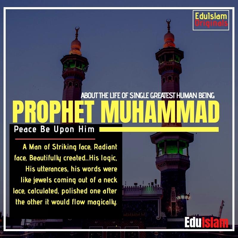 Prophet Muhammad ﷺ, Seerah Of Prophet Muhammad by Yasir Qadhi, Mufti Menk, Life Of Muhammad PBUH, Biography Of Hazrat Muhammad, Islam, Muslims, EduIslam