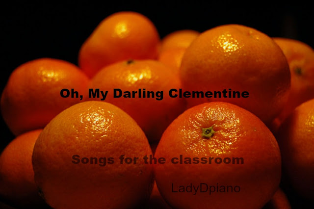 Oh, My Darling Clementine l Kids Songs: Barefoot Books-LadyD