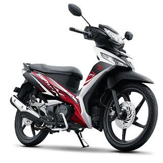 Sepeda Motor Honda Supra 4