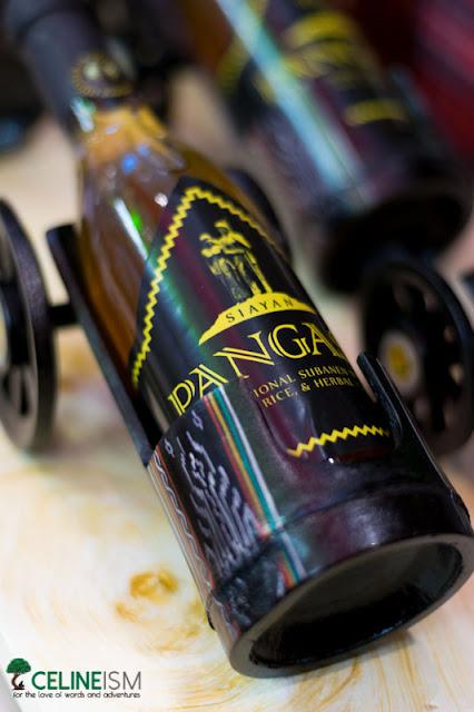 pangase wine