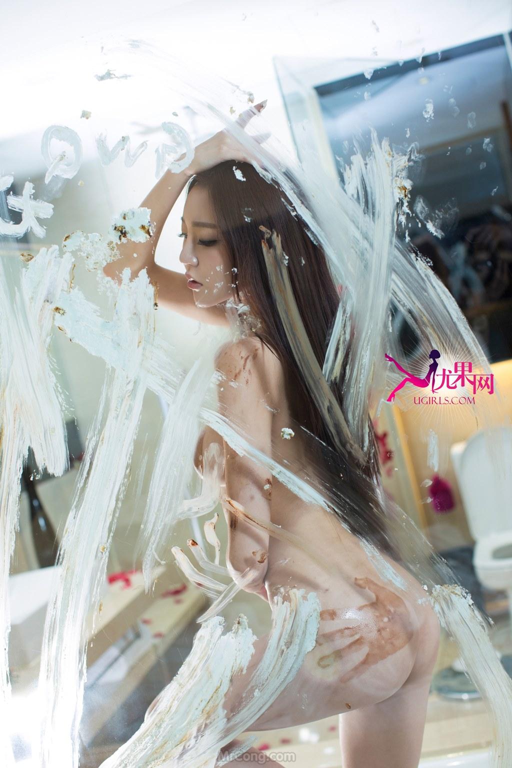 Ngắm các Beauty Trung Quốc khỏa thân nóng bỏng trong bộ ảnh UGIRLS T005