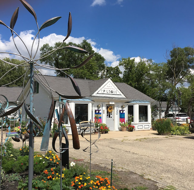 Exploring handmade art at Epilogue: A Store of Extraordinary things in Long Grove, Illinois